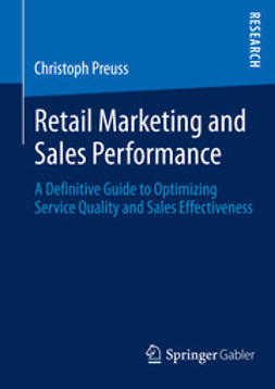 Preuss, Christoph - Retail Marketing and Sales Performance, ebook