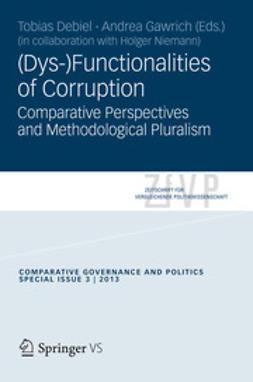Debiel, Tobias - (Dys-)Functionalities of Corruption, ebook