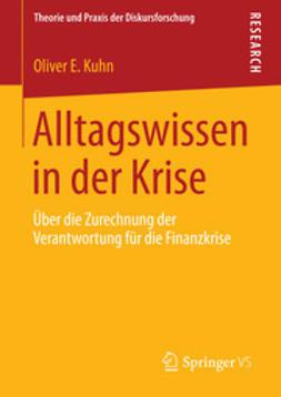 Kuhn, Oliver E. - Alltagswissen in der Krise, ebook