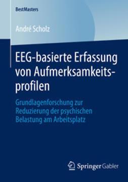 Scholz, André - EEG-basierte Erfassung von Aufmerksamkeitsprofilen, ebook