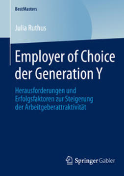 Ruthus, Julia - Employer of Choice der Generation Y, ebook