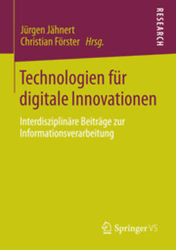 Jähnert, Jürgen - Technologien für digitale Innovationen, ebook