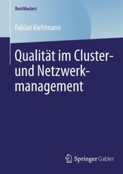 Kiehlmann, Fabian - Qualität im Cluster- und Netzwerkmanagement, ebook
