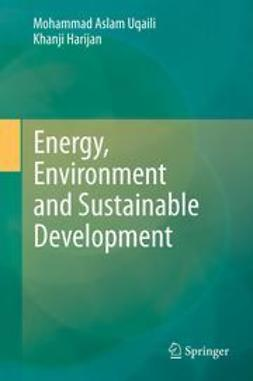 Uqaili, Mohammad Aslam - Energy, Environment and Sustainable Development, e-bok