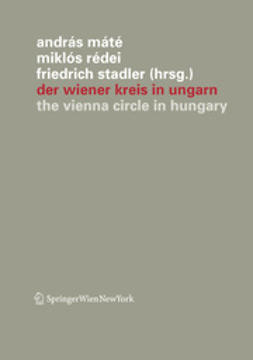 Máté, András - Der Wiener Kreis in Ungarn / The Vienna Circle in Hungary, ebook