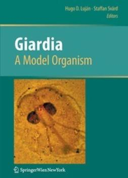 Luján, Hugo D. - Giardia, ebook