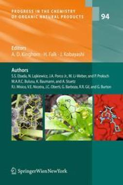 Kinghorn, A. Douglas - Progress in the Chemistry of Organic Natural Products Vol. 94, ebook