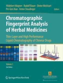 Wagner, Hildebert - Chromatographic Fingerprint Analysis of Herbal Medicines, ebook