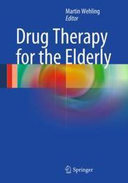 Wehling, Martin - Drug Therapy for the Elderly, ebook