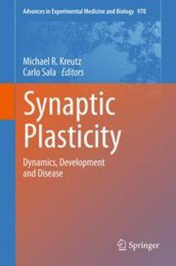 Kreutz, Michael R. - Synaptic Plasticity, ebook