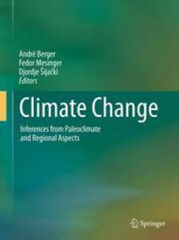 Berger, André - Climate Change, e-bok