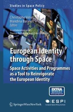 Venet, Christophe - European Identity through Space, e-kirja
