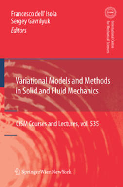 dell'Isola, Francesco - Variational Models and Methods in Solid and Fluid Mechanics, ebook
