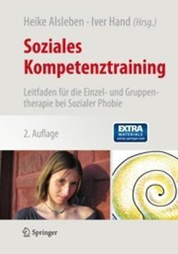 Alsleben, Heike - Soziales Kompetenztraining, ebook