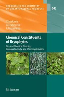 Asakawa, Yoshinori - Chemical Constituents of Bryophytes, ebook