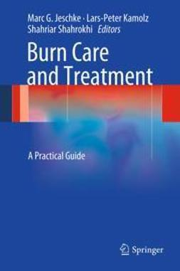 Jeschke, Marc G. - Burn Care and Treatment, ebook