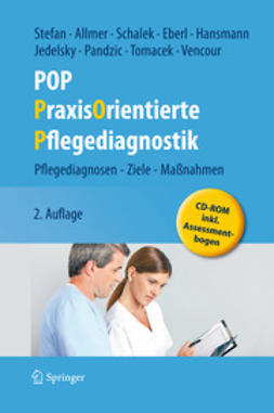 Stefan, Harald - POP - PraxisOrientierte Pflegediagnostik, ebook