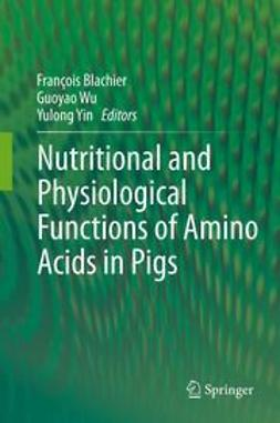 Blachier, Francois - Nutritional and Physiological Functions of Amino Acids in Pigs, ebook