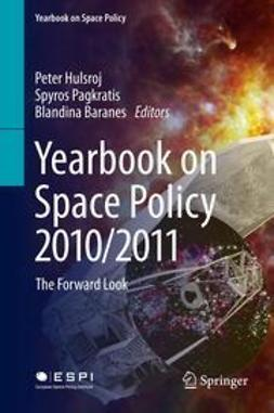 Hulsroj, Peter - Yearbook on Space Policy 2010/2011, e-kirja