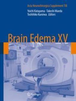 Katayama, Yoichi - Brain Edema XV, ebook