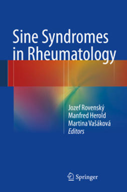 Rovenský, Jozef - Sine Syndromes in Rheumatology, ebook