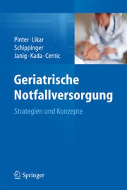 Pinter, Georg - Geriatrische Notfallversorgung, ebook