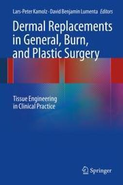 Kamolz, Lars-Peter - Dermal Replacements in General, Burn, and Plastic Surgery, ebook