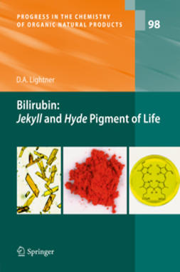 Lightner, David A. - Bilirubin: Jekyll and Hyde Pigment of Life, ebook