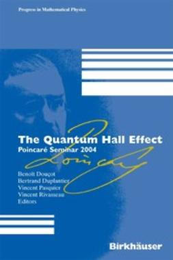 Douçot, Benoît - The Quantum Hall Effect, ebook