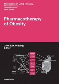 Wilding, John P. H. - Pharmacotherapy of Obesity, ebook
