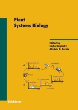 Baginsky, Sacha - Plant Systems Biology, e-bok