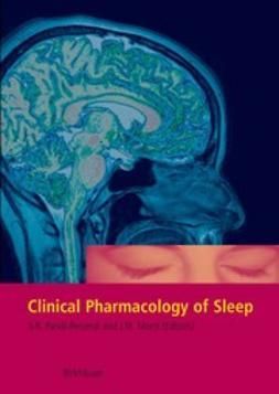 Monti, Jaime M. - Clinical Pharmacology of Sleep, e-bok