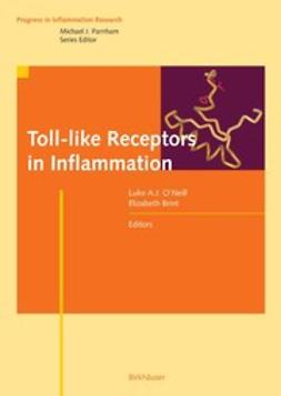 Brint, Elizabeth - Toll-like Receptors in Inflammation, ebook