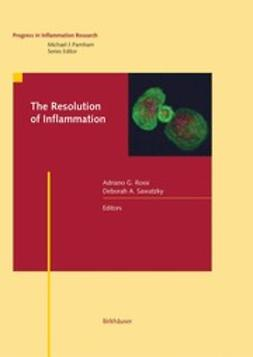 Rossi, Adriano G. - The Resolution of Inflammation, ebook