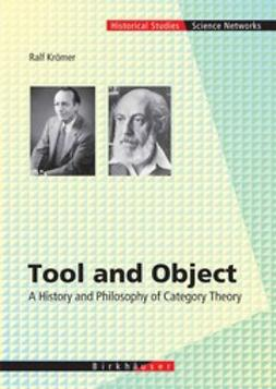 Krömer, Ralf - Tool and Object, ebook
