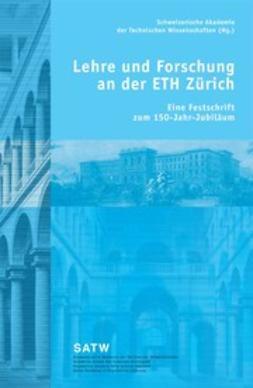 - Lehre und Forschung an der ETH Zürich, ebook