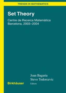 Bagaria, Joan - Set Theory, e-bok