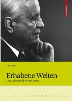 Lehto, Olli - Erhabene Welten, ebook