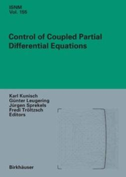 Kunisch, Karl - Control of Coupled Partial Differential Equations, ebook