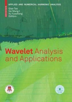 Qian, Tao - Wavelet Analysis and Applications, ebook