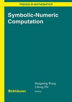 Wang, Dongming - Symbolic-Numeric Computation, ebook