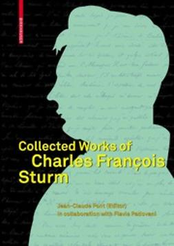 Pont, Jean-Claude - Collected Works of Charles François Sturm, e-bok