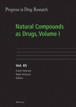 Amstutz, René - Natural Compounds as Drugs Volume I, ebook