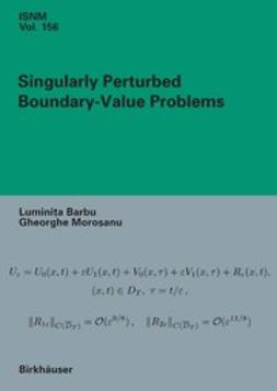 Barbu, Luminiţa - Singularly Perturbed Boundary-Value Problems, ebook