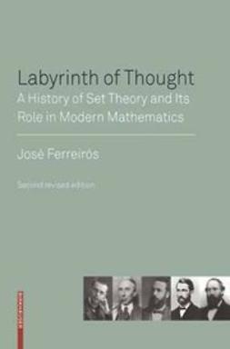 Ferreirós, José - Labyrinth of Thought, ebook
