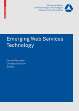 Bussler, Christoph - Emerging Web Services Technology, e-bok