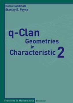 Cardinali, Ilaria - q-Clan Geometries in Characteristic 2, e-bok