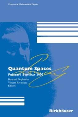 Duplantier, Bertrand - Quantum Spaces, ebook