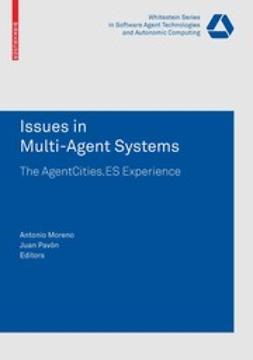 Moreno, Antonio - Issues in Multi-Agent Systems, ebook