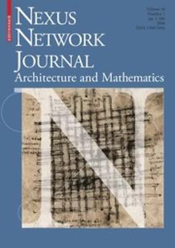 Duvernoy, Sylvie - Nexus Network Journal, ebook
